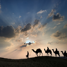 Desert Train by James Khoo (jameskhoo)) on 500px.com