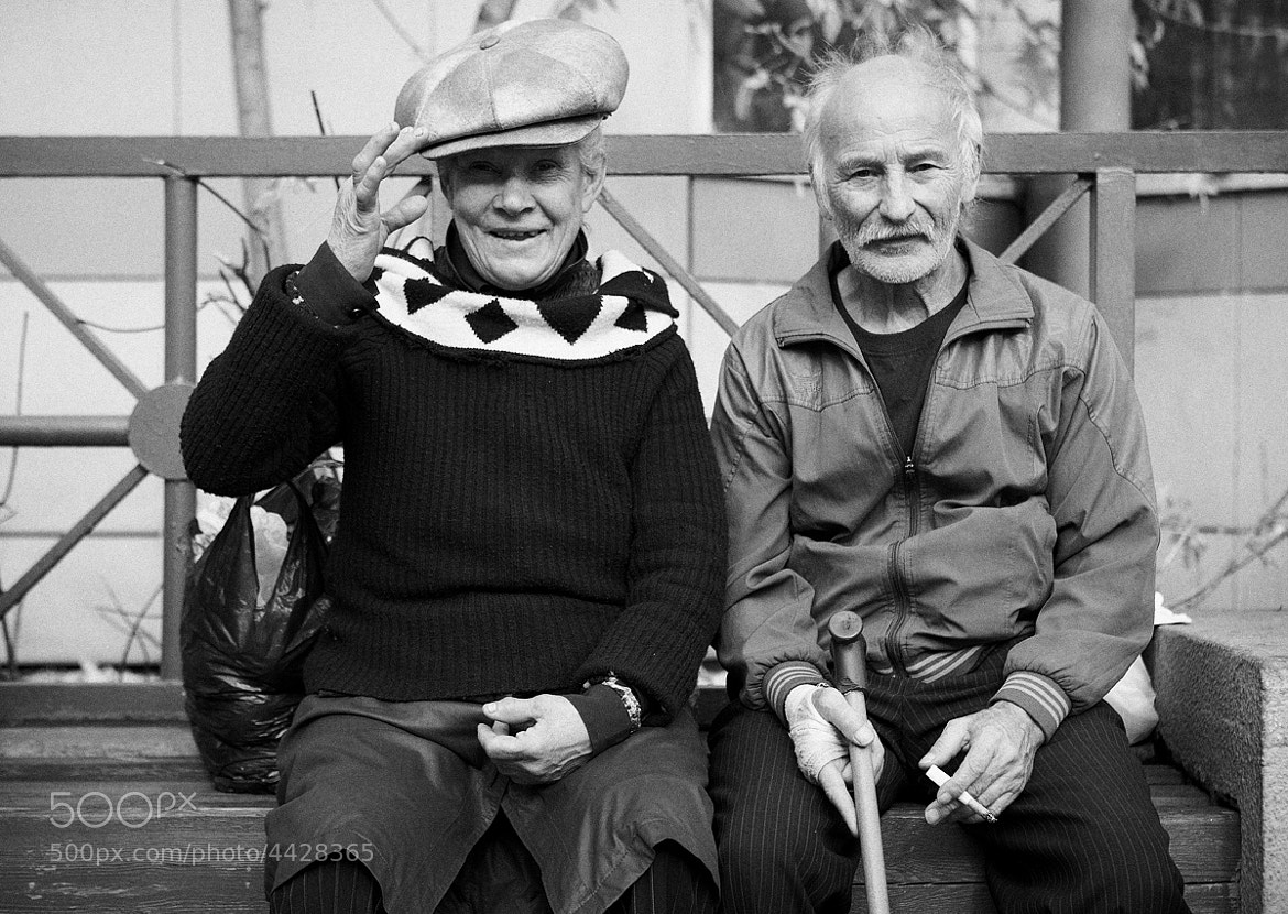 Photograph Russian pensioners by Artem Andronov on 500px