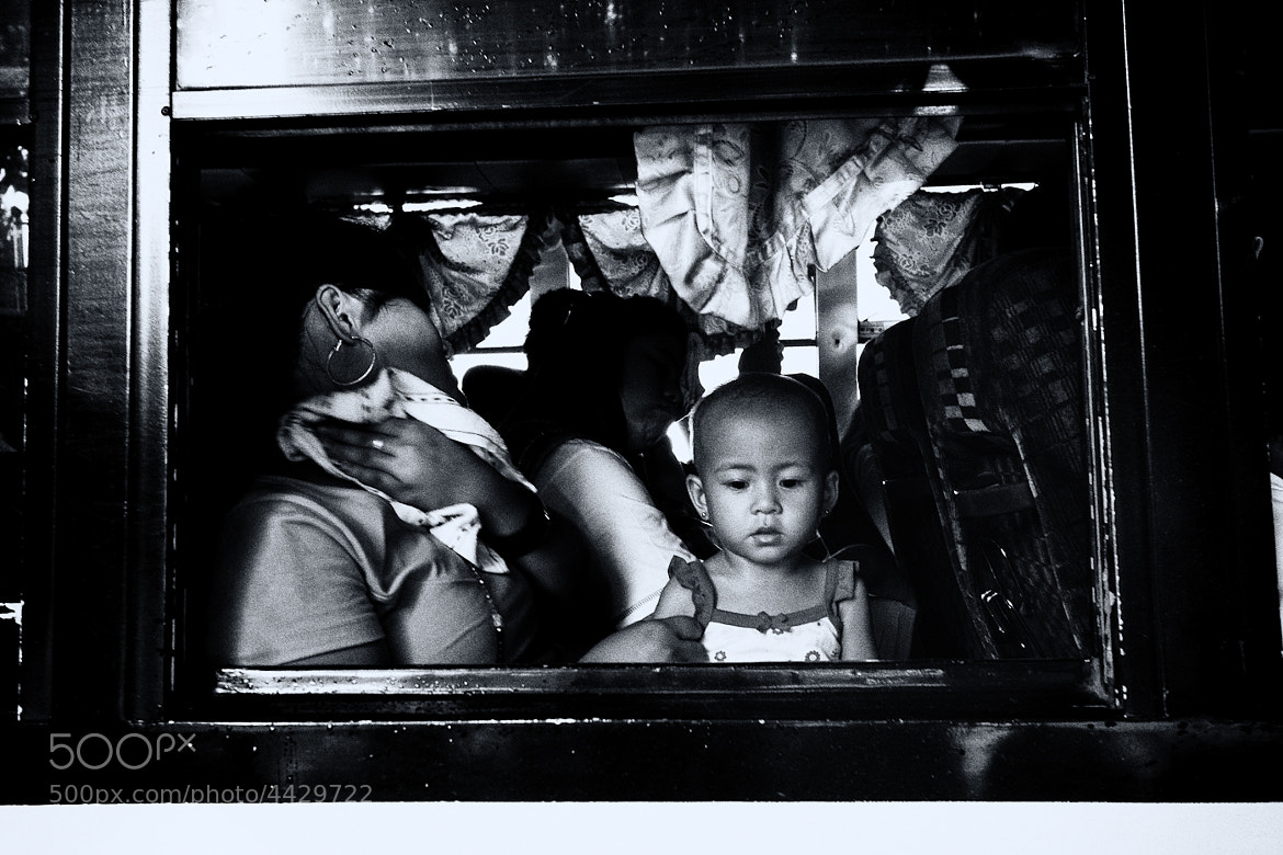 Photograph Commuter by Rad Deverala on 500px