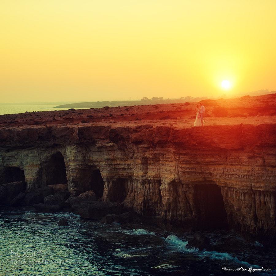 Photograph Свадьба. Фотограф на Кипре. by Alex Vavinov on 500px