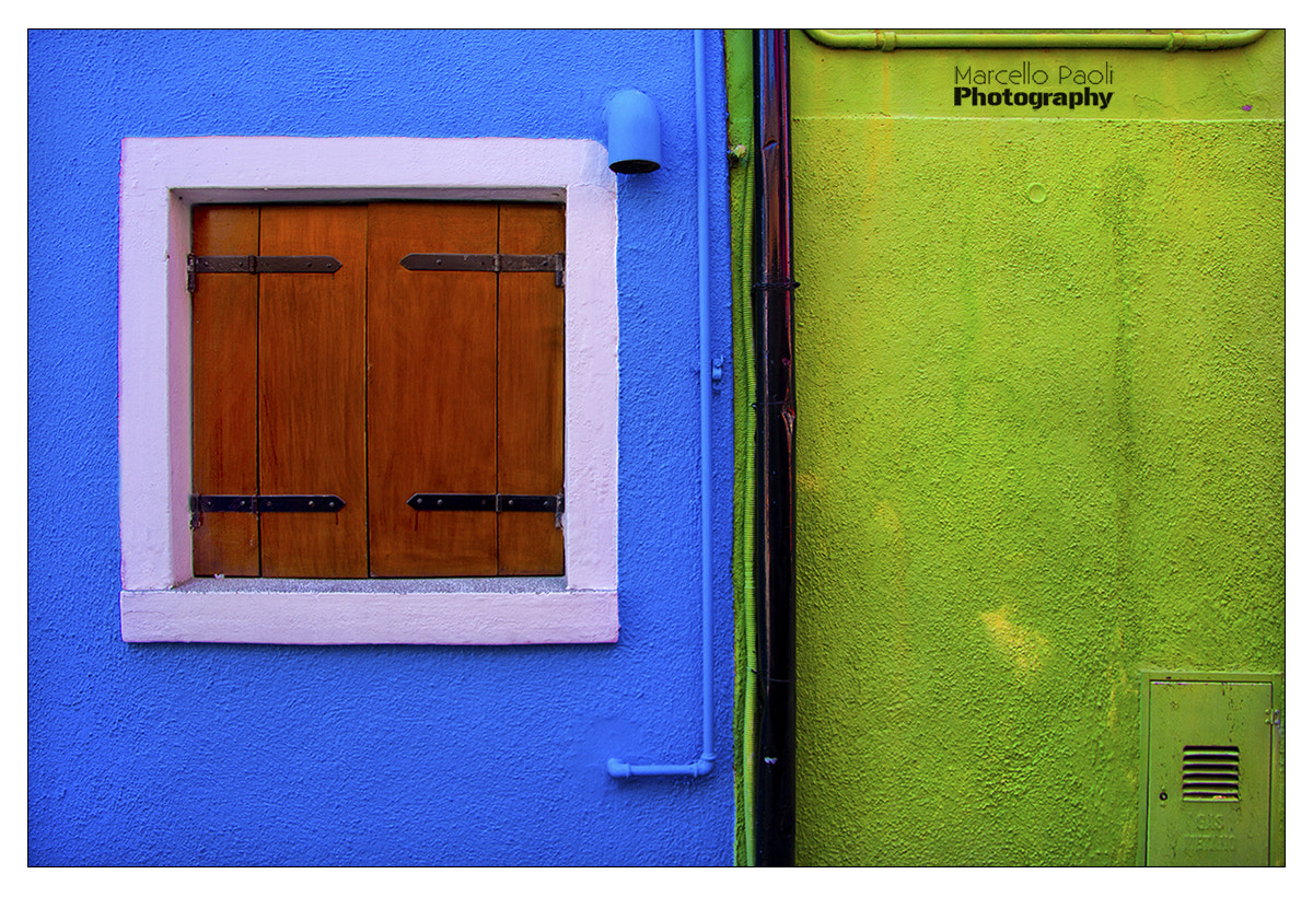 Photograph Burano Colors # 2 by Marcello Paoli on 500px