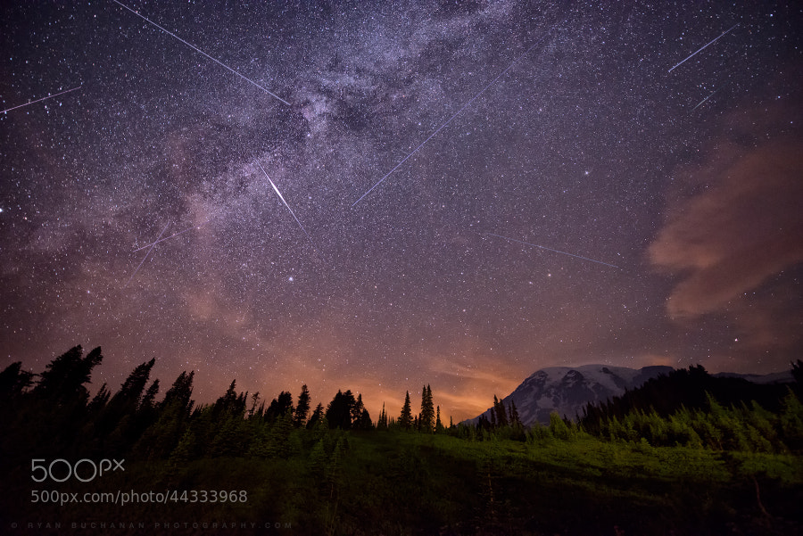 Photograph Meteor Madness by Ryan Buchanan on 500px