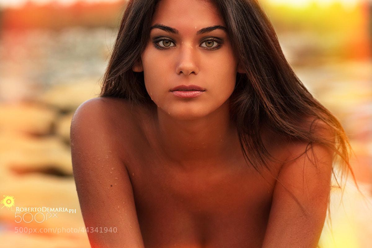 Photograph Claudia by Roberto De Maria Tatangelo on 500px