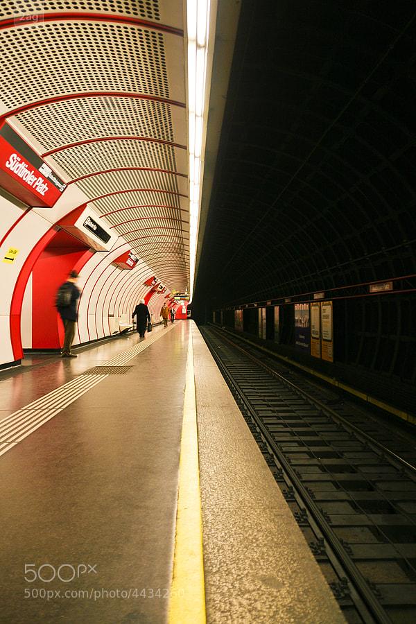 Photograph Berlin Südtiroler Platz by Andreas Geisen on 500px