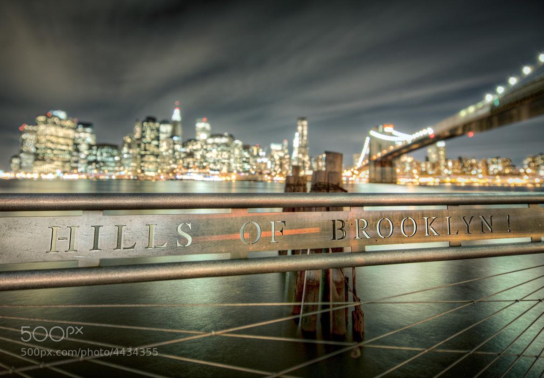 Photograph Hills of Brooklyn by Mathijs van den Bosch on 500px