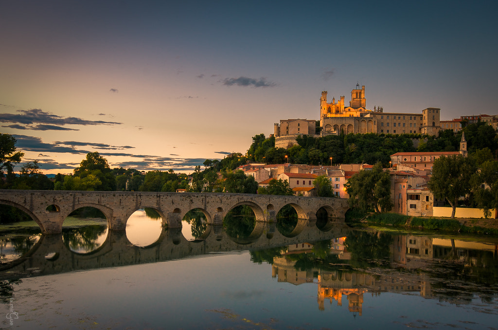 Photograph Béziers by Lamirgue Guillaume on 500px