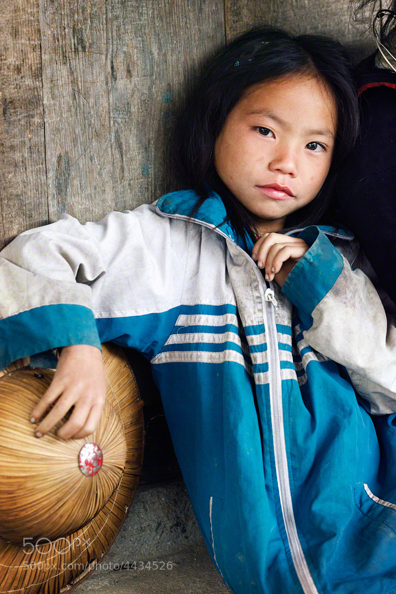 Photograph Hmong Girl by Nicole S. Young on 500px