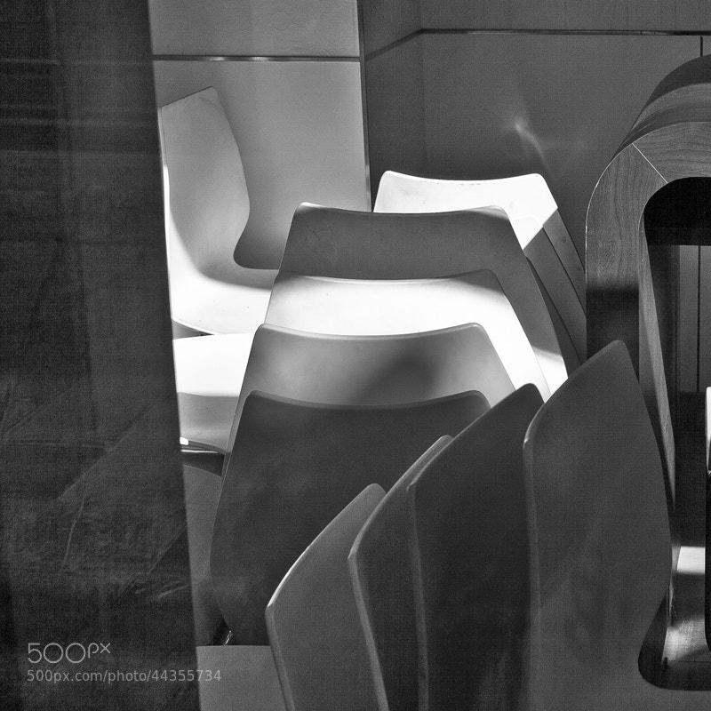 Photograph Chairs by Zhu RenYan on 500px