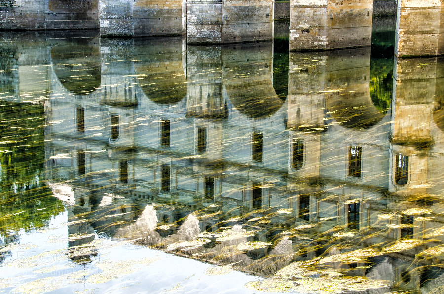 Reflections of Chenonceau