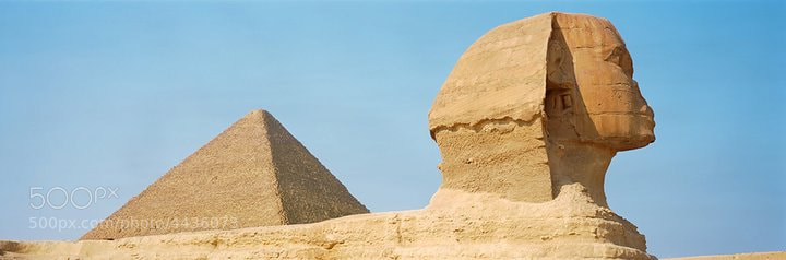 Photograph The Great Sphinx by Dean Tatooles on 500px