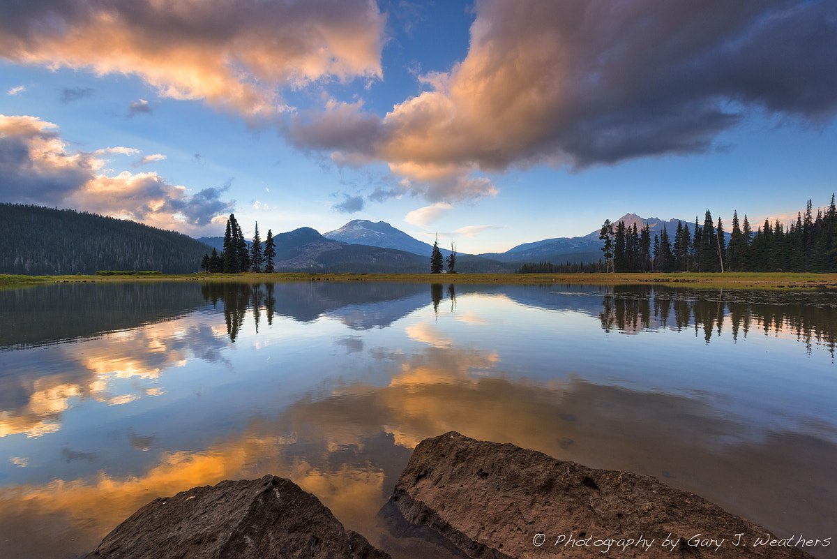 Photograph Sparks Lake, Oregon by Gary Weathers on 500px