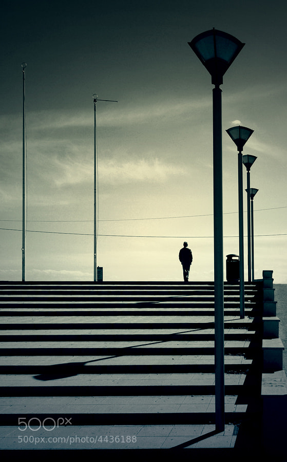 Photograph Alone by Jure Kravanja on 500px