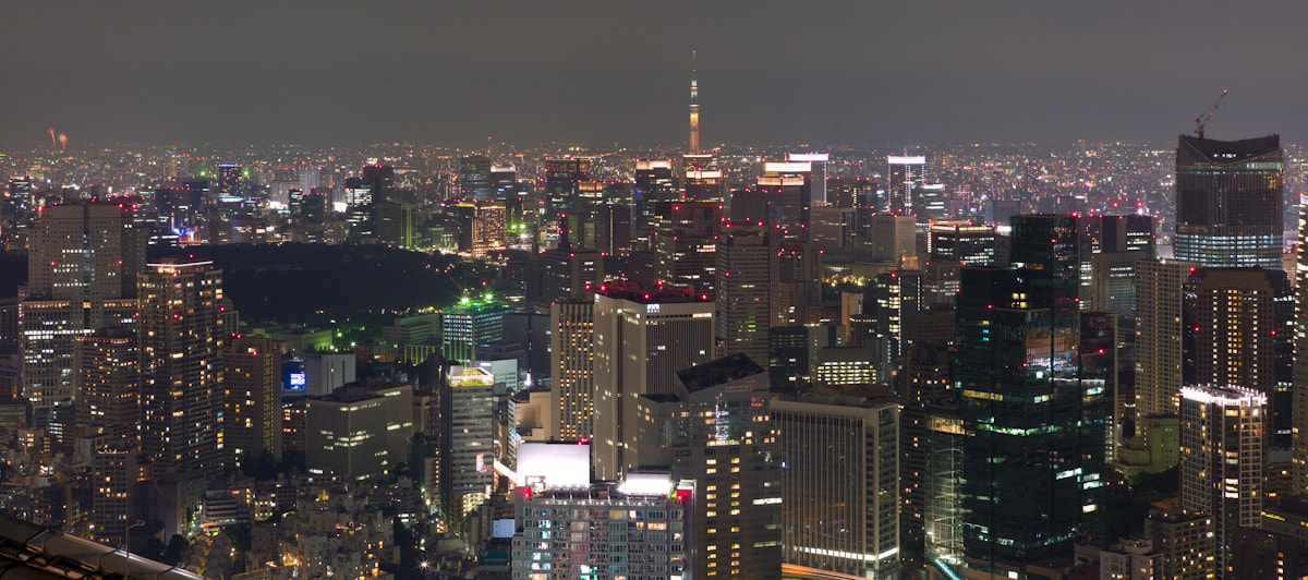 Photograph Tokyo by Sven Doublet on 500px