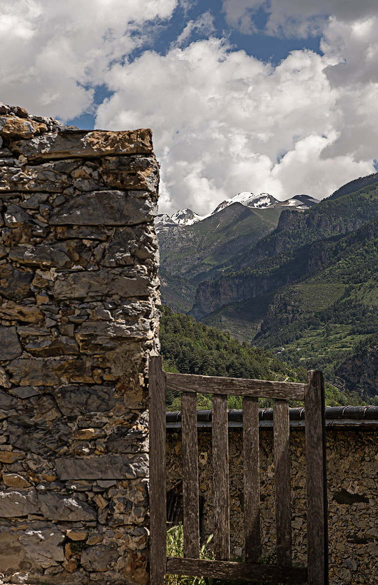 Photograph Gate to Alps by nick mangiardi on 500px