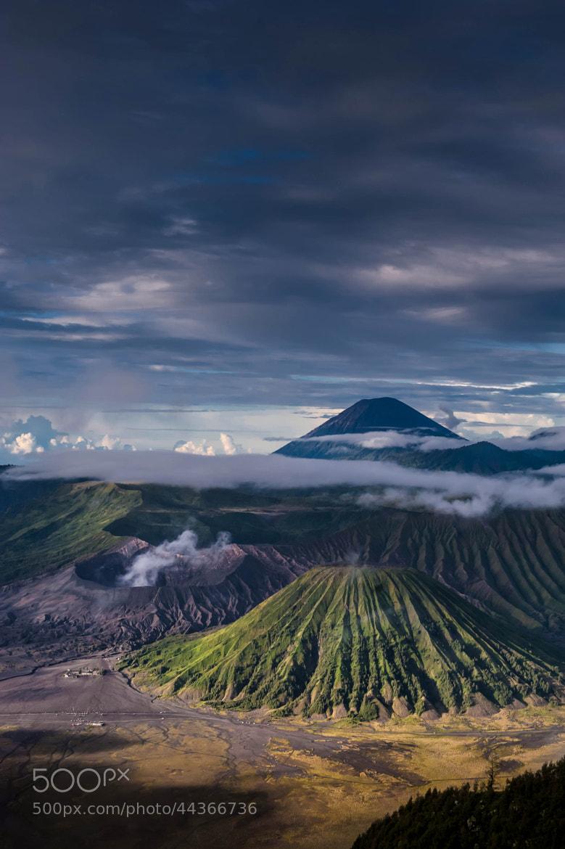 Photograph Mount Bromo Java Indonesia by Vineet Radhakrishnan on 500px