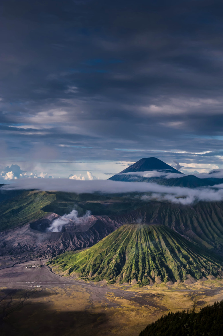Photograph Mount Bromo Java Indonesia by Vineet Radhakrishnan on 500px