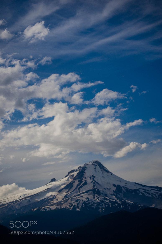Photograph Mt. Hood, Oregon. by Daniel DuBois on 500px