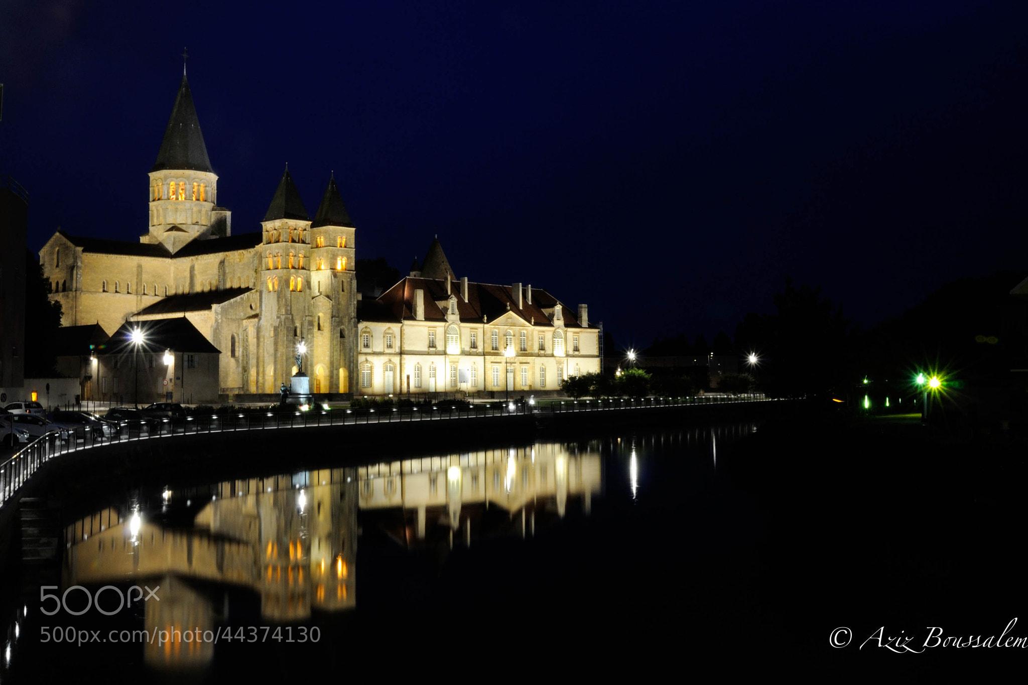 Photograph Basilique de Paray le monial by Aziz Boussalem on 500px