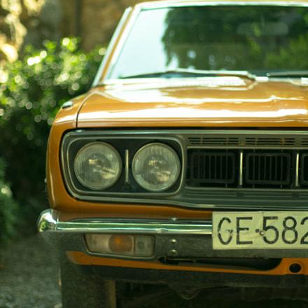 Salvador Dali's Car