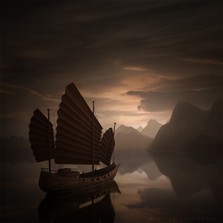 Photograph Dreaming twilight by Leszek Bujnowski on 500px