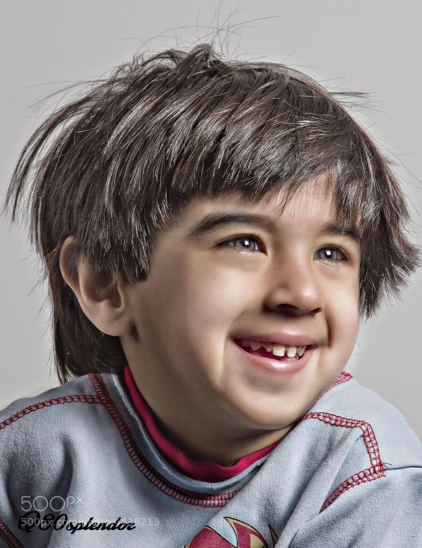 Photograph studio portrait by Jassim H. Altemimi on 500px