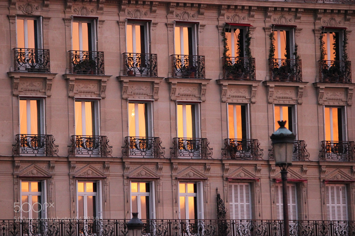Photograph Sunlight in windows by David Barriere on 500px