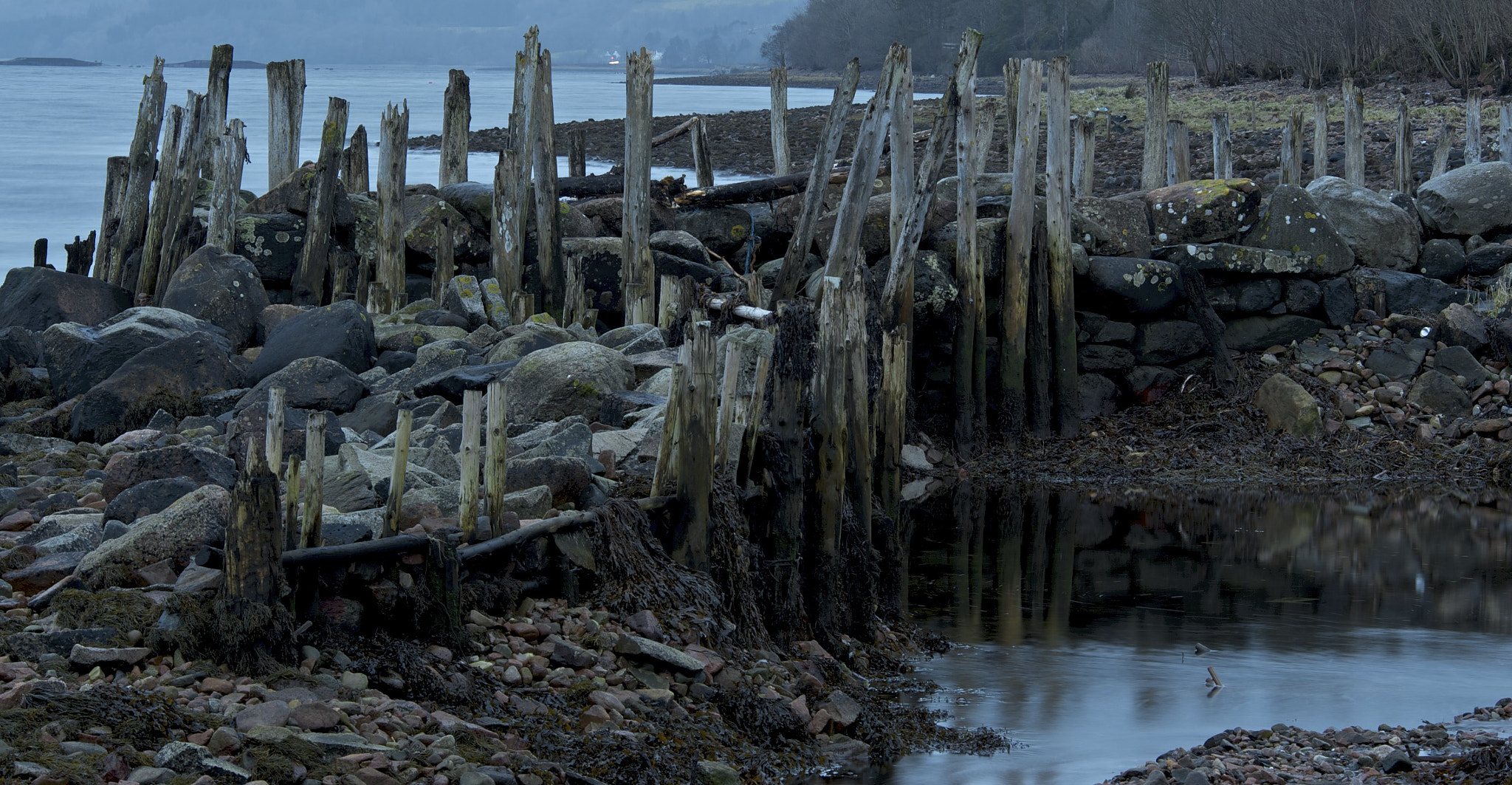 Photograph Cumlodden Shore by Craig MacLeod on 500px