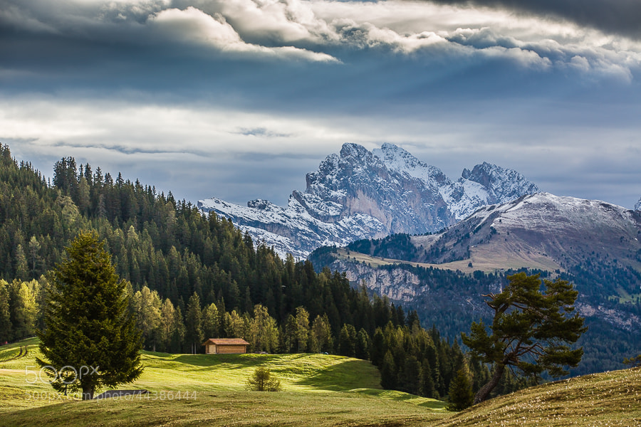 "<a href=""http://www.hanskrusephotography.com/Workshops/Dolomites-June-2-6-2014/n-XD6wS/i-NVb4JQp/A"">See a larger version here</a>  This photo was taken during a photo workshop in the Dolomites June 2013."