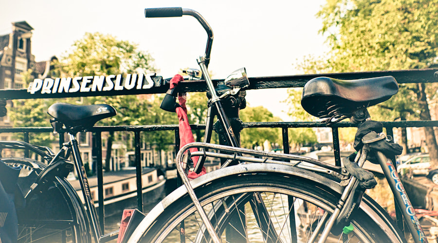 Photograph Bikes by Marco Hofmann on 500px