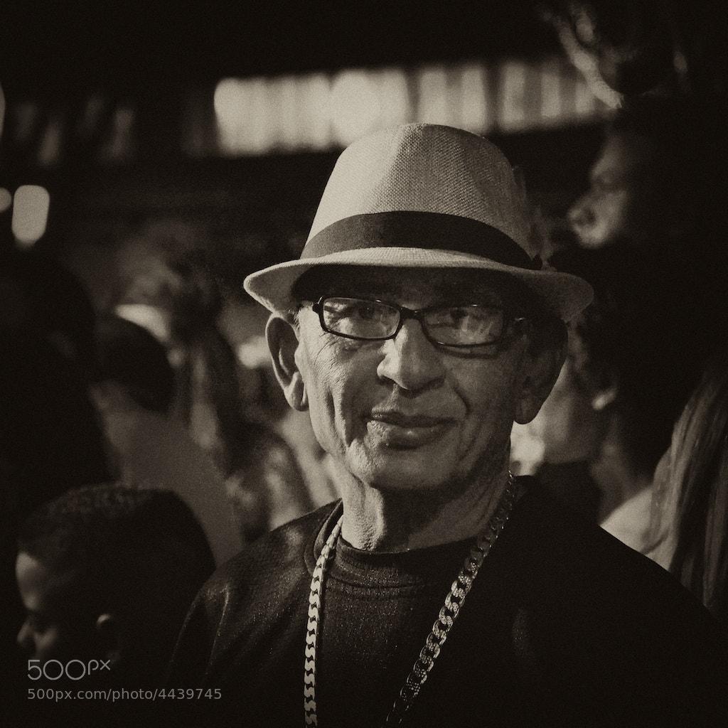 old puerto rican man