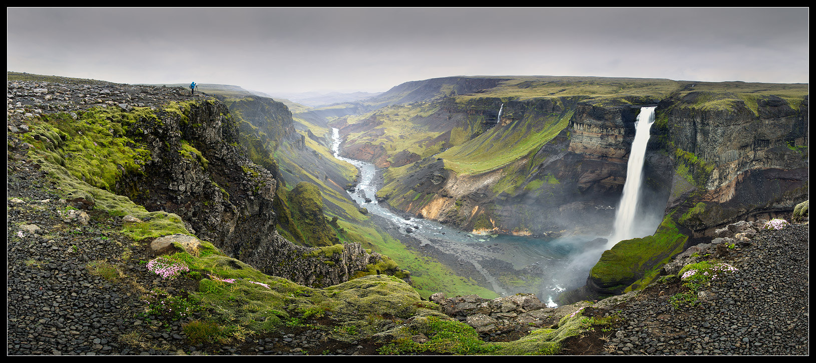 Photograph Haifoss by Victoria Rogotneva on 500px