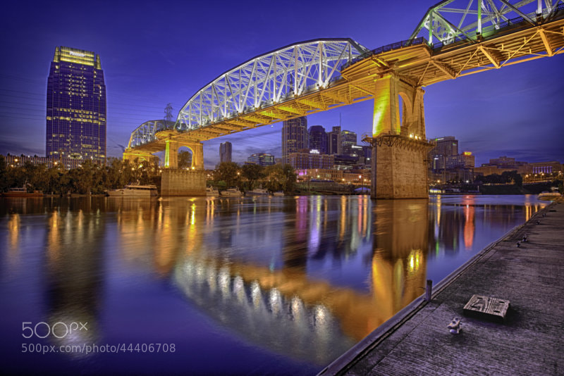 Photograph Nashville by Sean Marlow on 500px