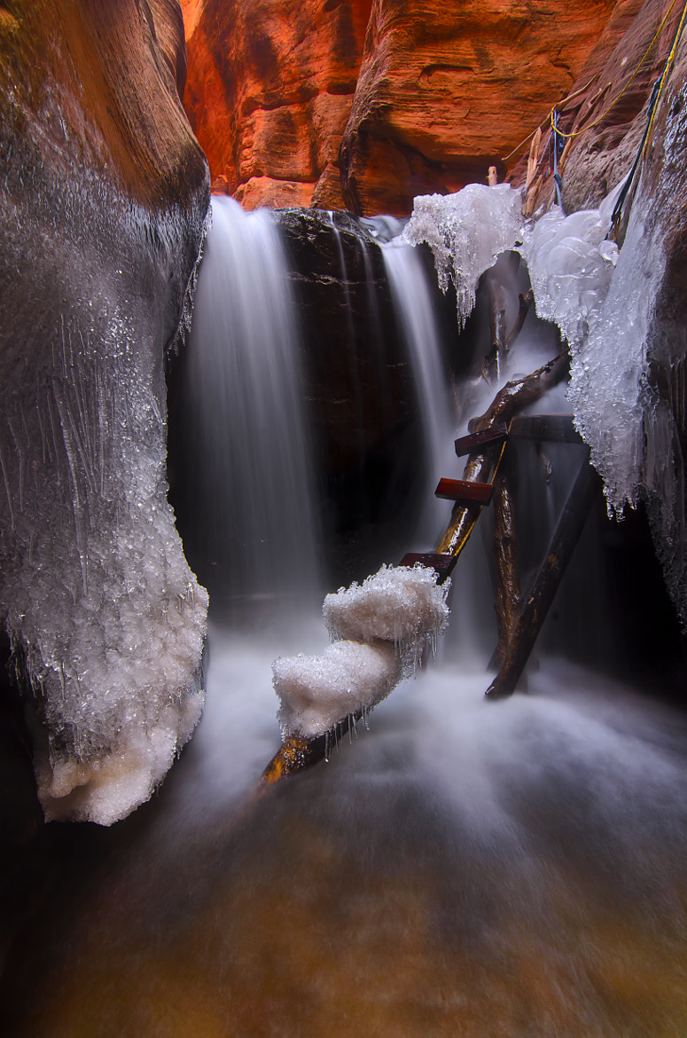 Photograph Fire and Ice by Bill Ratcliffe on 500px