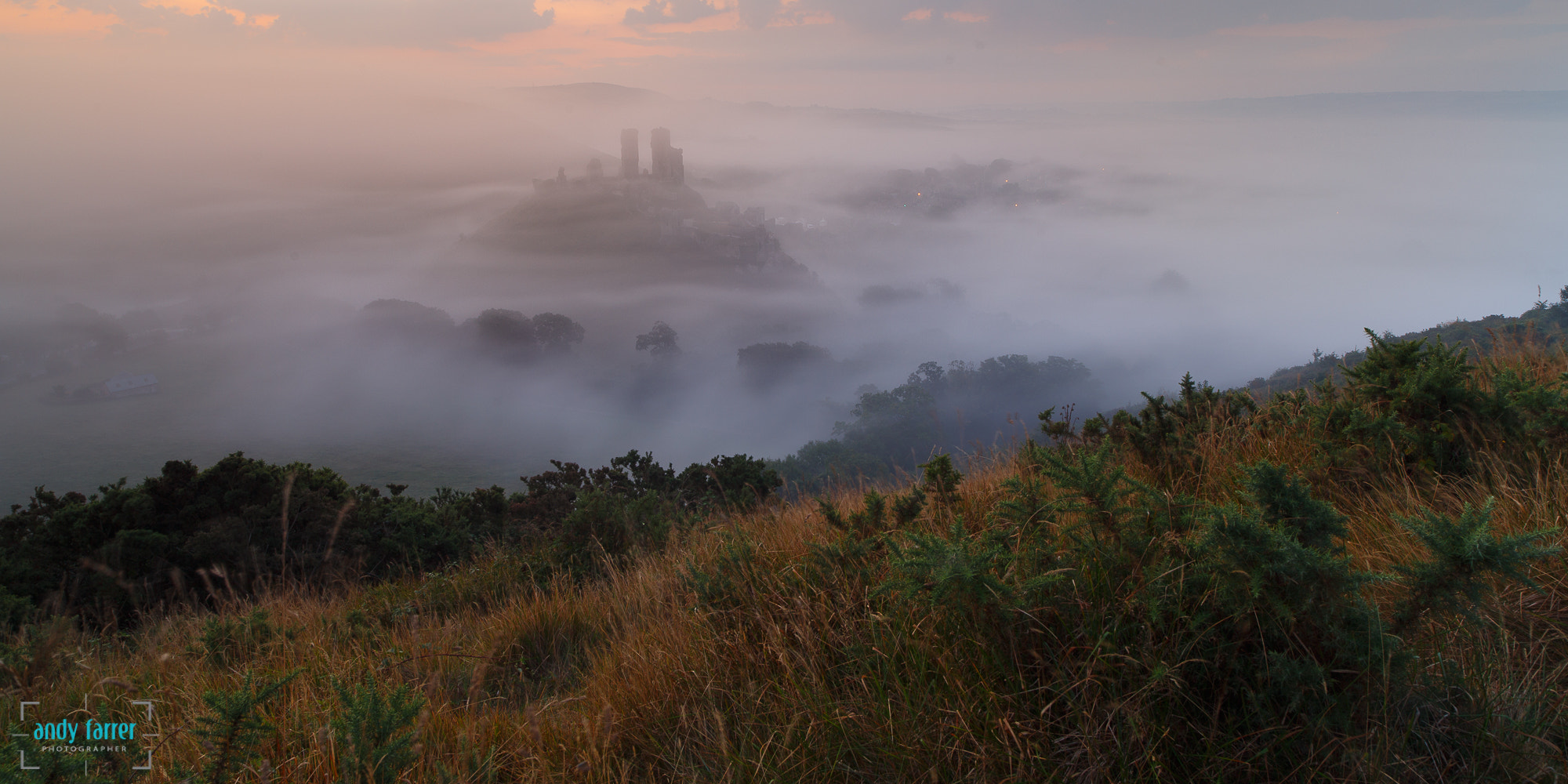 Photograph Castle Rising by Andy Farrer on 500px