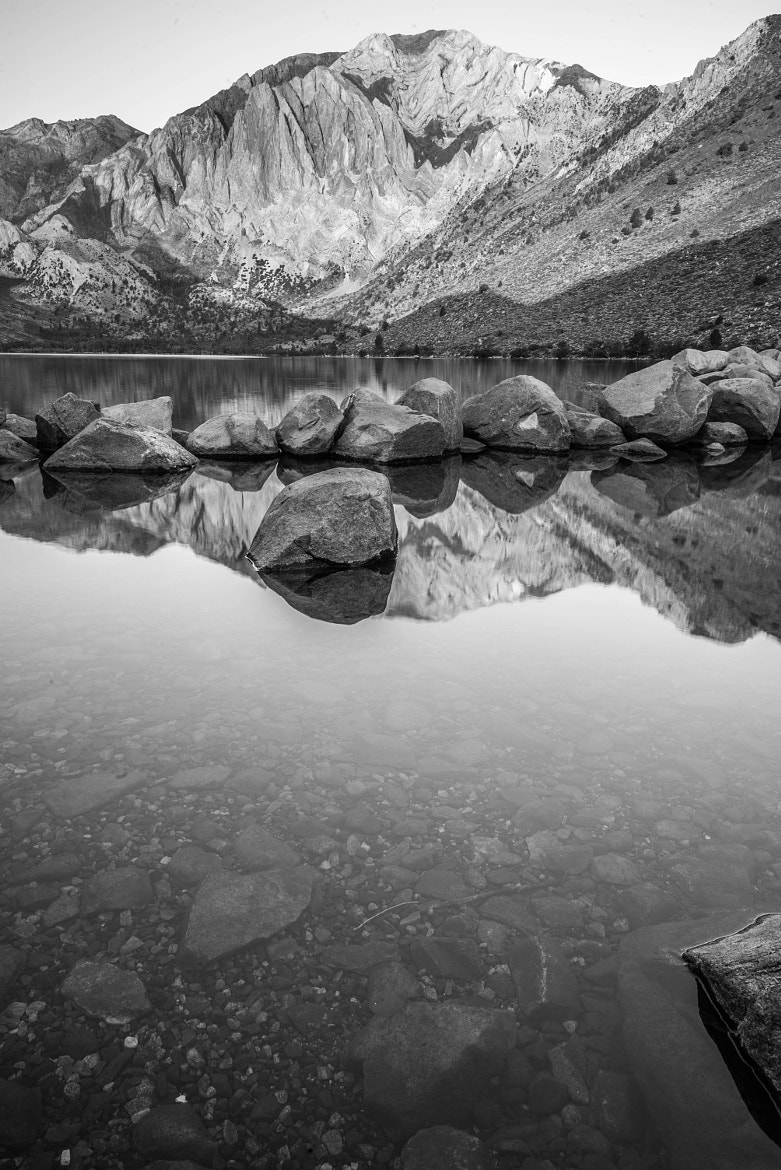Photograph Convict Lake by Dominic  Tarabochia on 500px