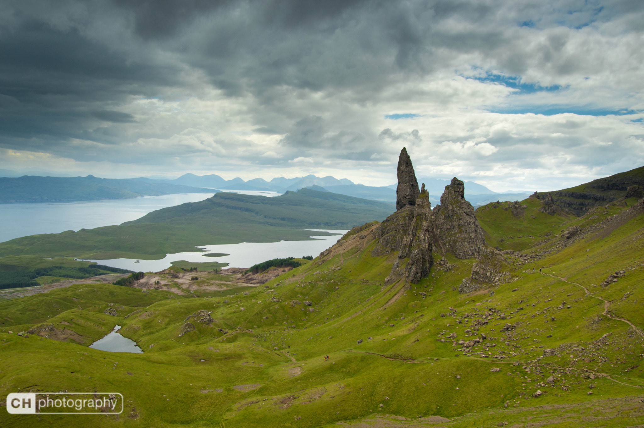 Photograph The Old Man of Storr by Christian Hoiberg on 500px