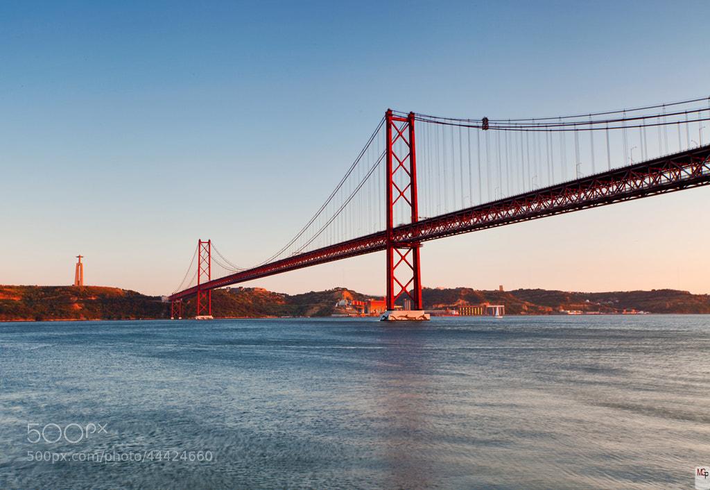 Photograph Ponte 25 de Abril by Marc G on 500px