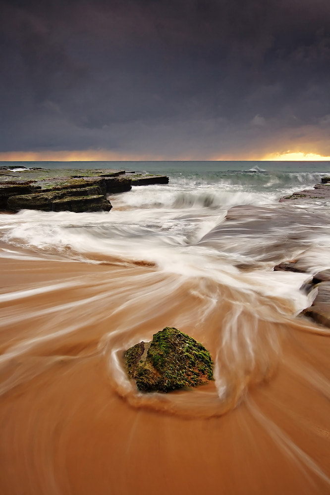 Photograph Rock Blocker by Tim Donnelly on 500px
