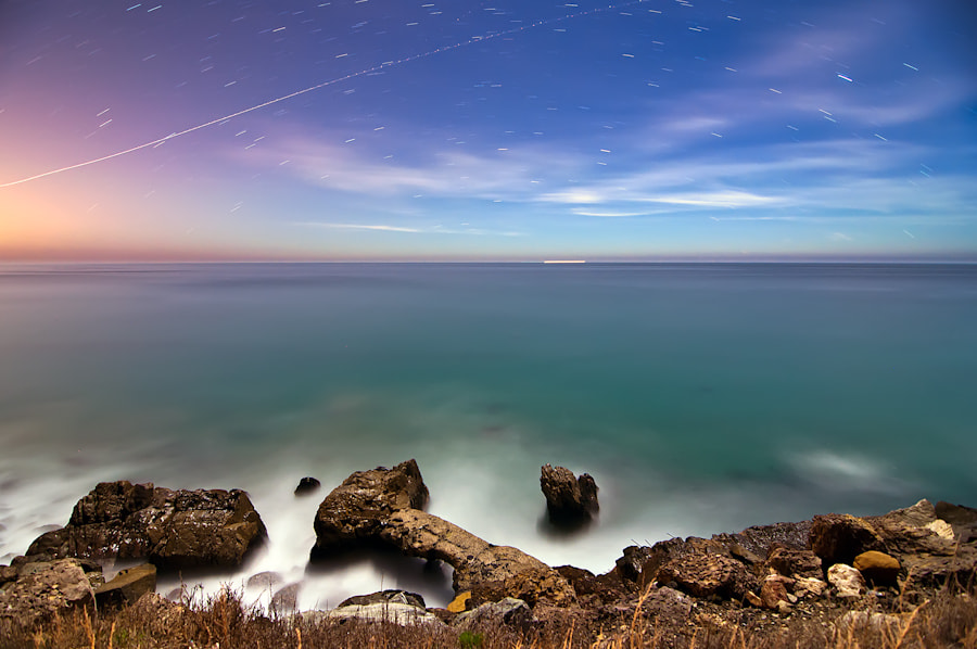 Photograph Oceans and Stars by Mark Esguerra on 500px