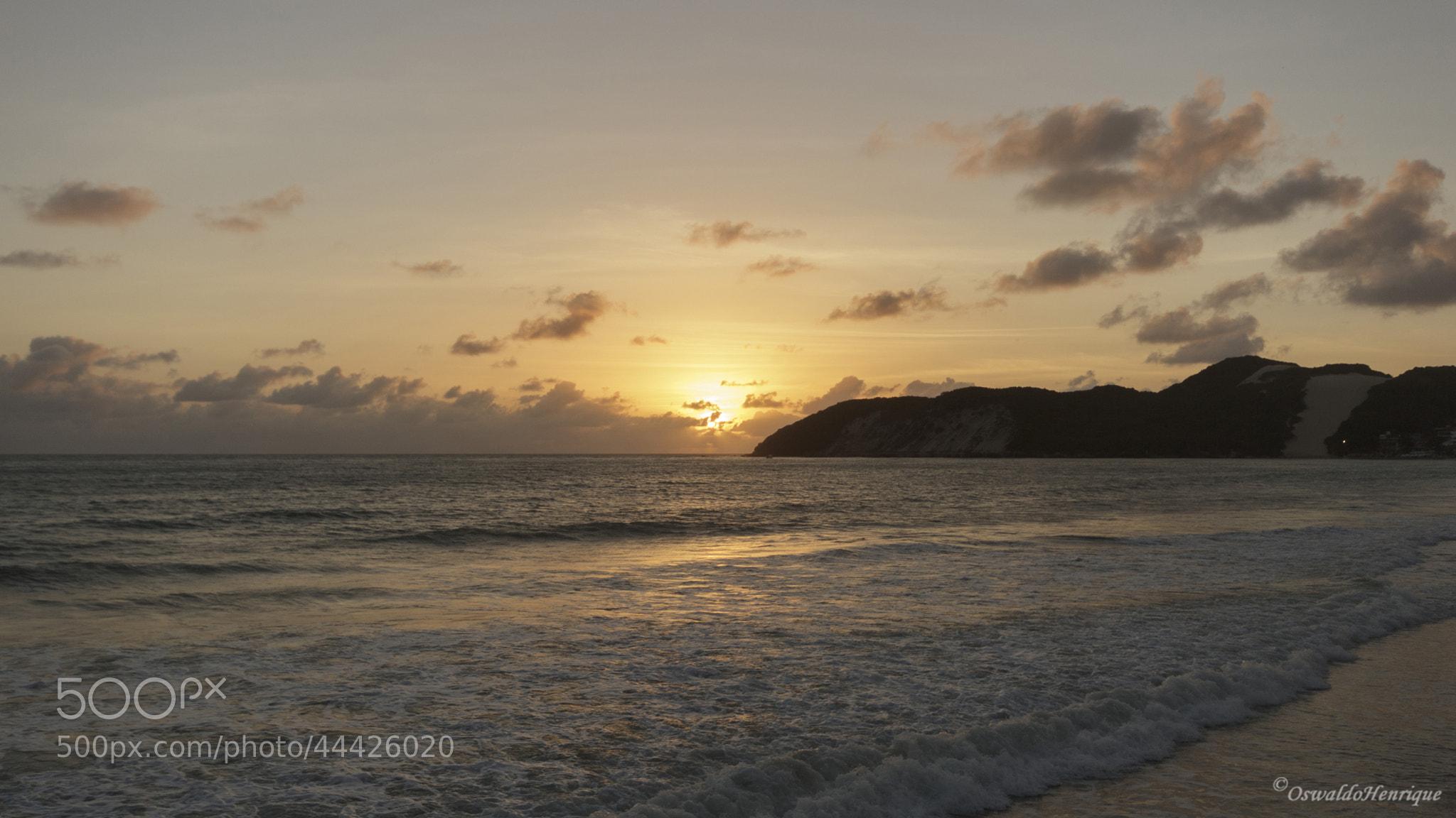 Photograph Praia de Ponta Negra by Oswaldo Henrique on 500px