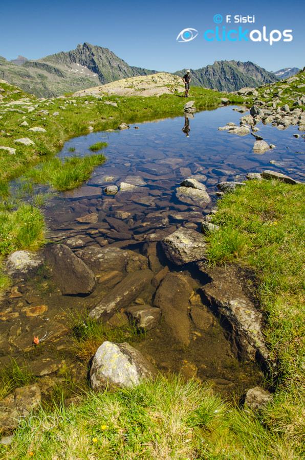 Photograph Acque sospese (Vallone di Forzo, Valle Soana, Parco Nazionale Gran Paradiso, Piemonte) by Francesco Sisti on 500px