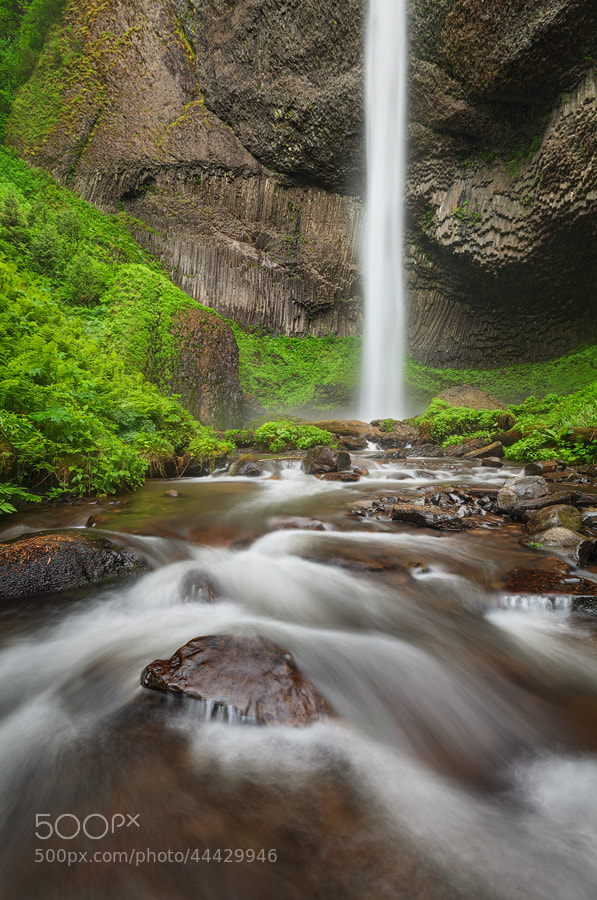 Photograph Latourell by Michael  Breitung on 500px