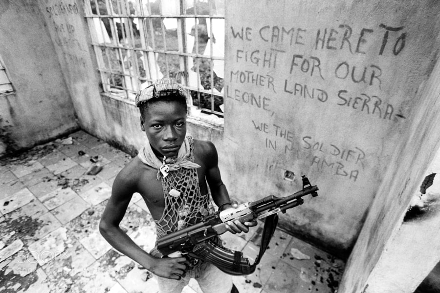 child soldiers in sierra leone essay Today, based on case studies of sierra leone and uganda, we, the un task force, shall develop a holistic reintegration program that fosters reconciliation through harmonious interaction between ex-child soldiers and their communities, addresses education with youth participation, and collectively empowers the war- torn.