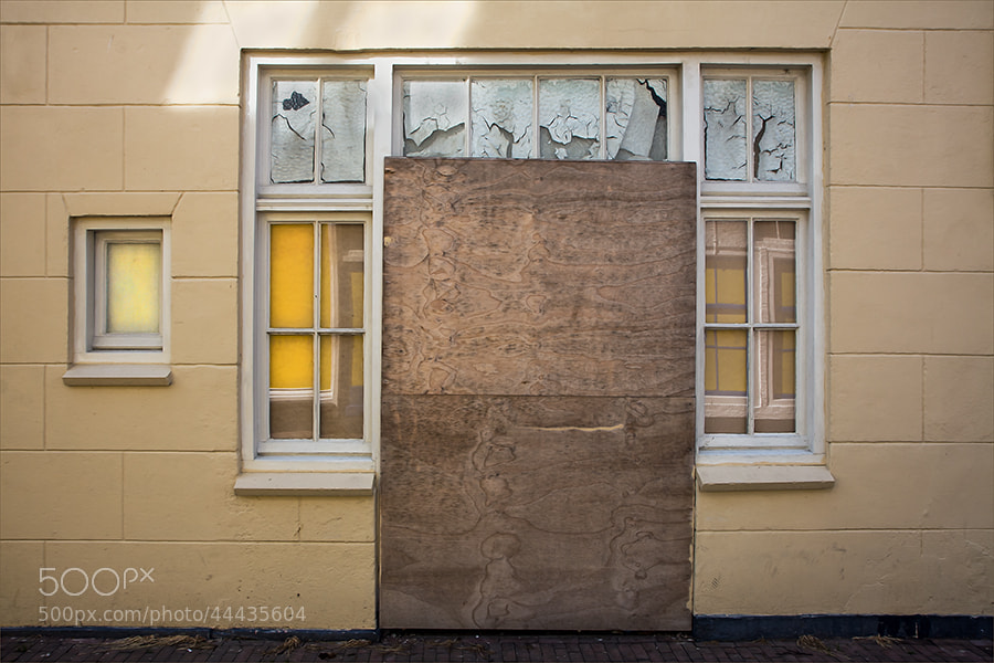 Photograph frontdoor by Gilbert Claes on 500px