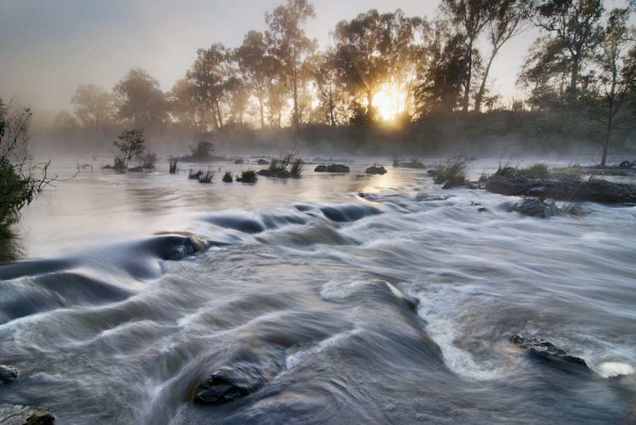 Photograph Rising River by Nathan Kaso on 500px