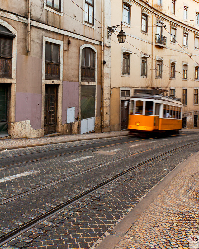 Photograph The trams of Lisbon by Marc G on 500px