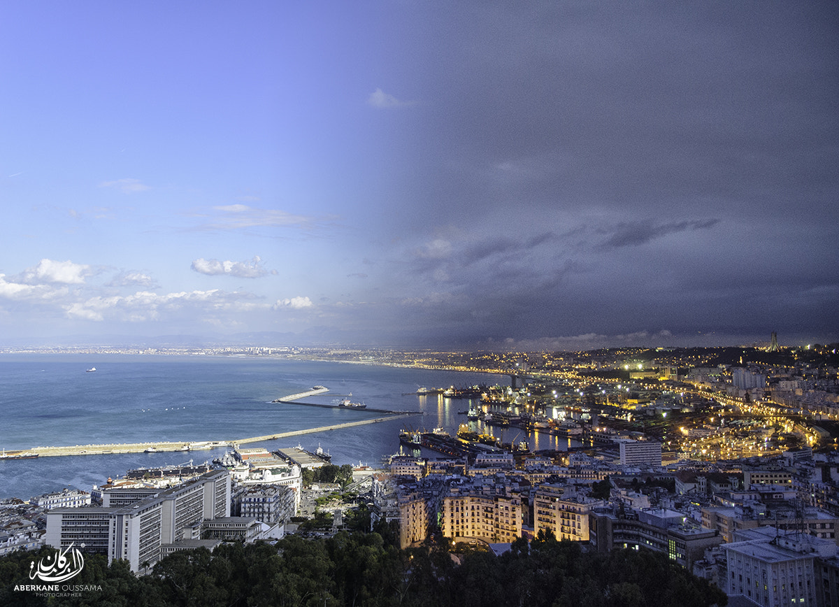 Photograph Alger by daynight by Oussama Aberkane on 500px