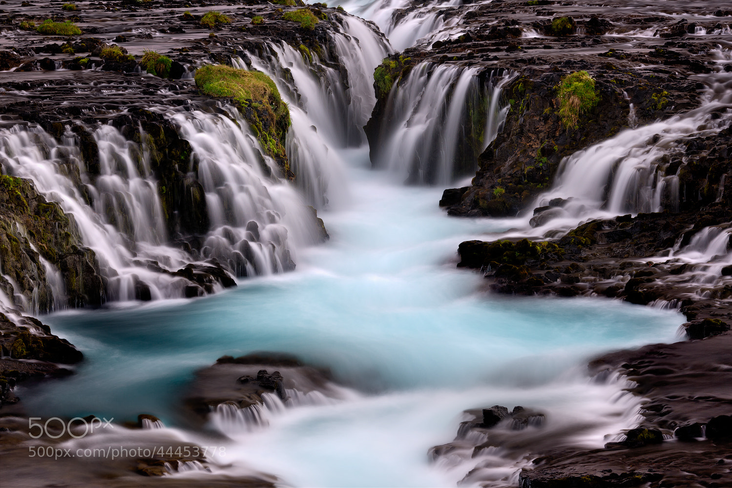 Photograph Bruarfoss by James Newkirk on 500px