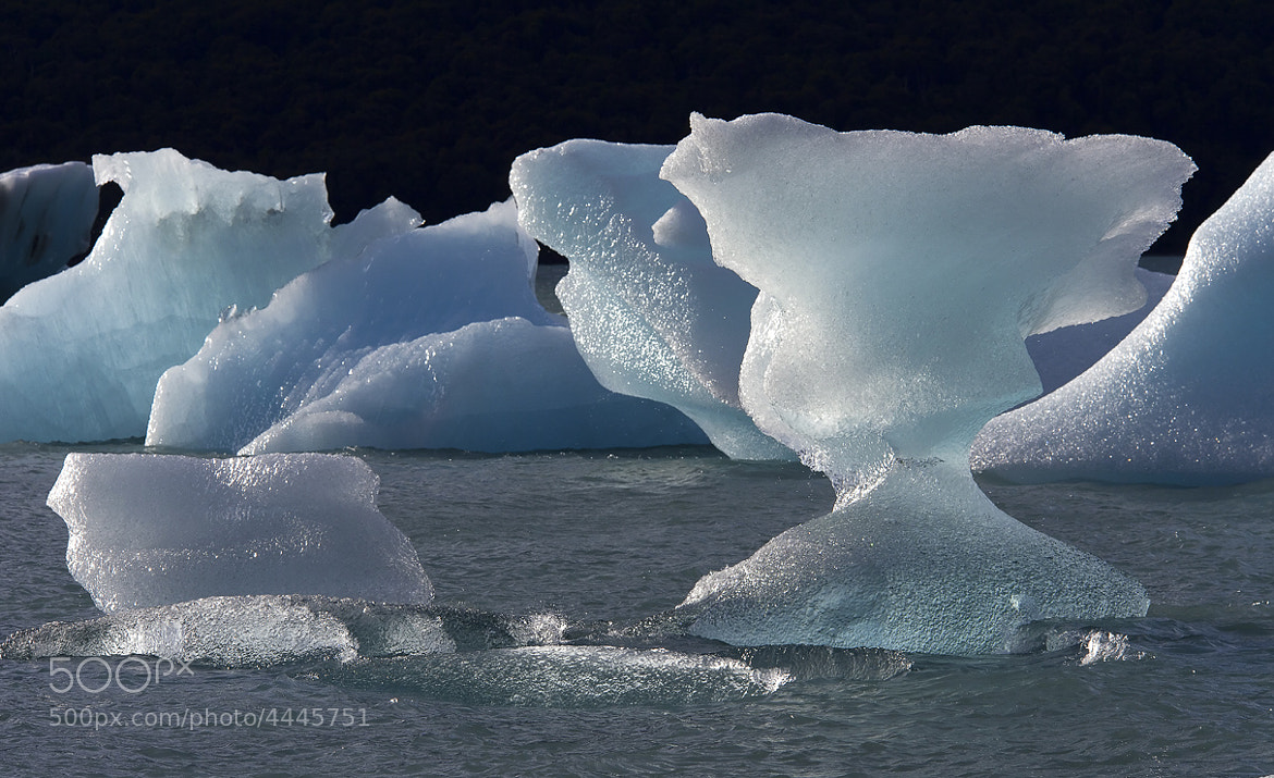 Photograph Crystals of mountain lake by Sergey Zalivin on 500px
