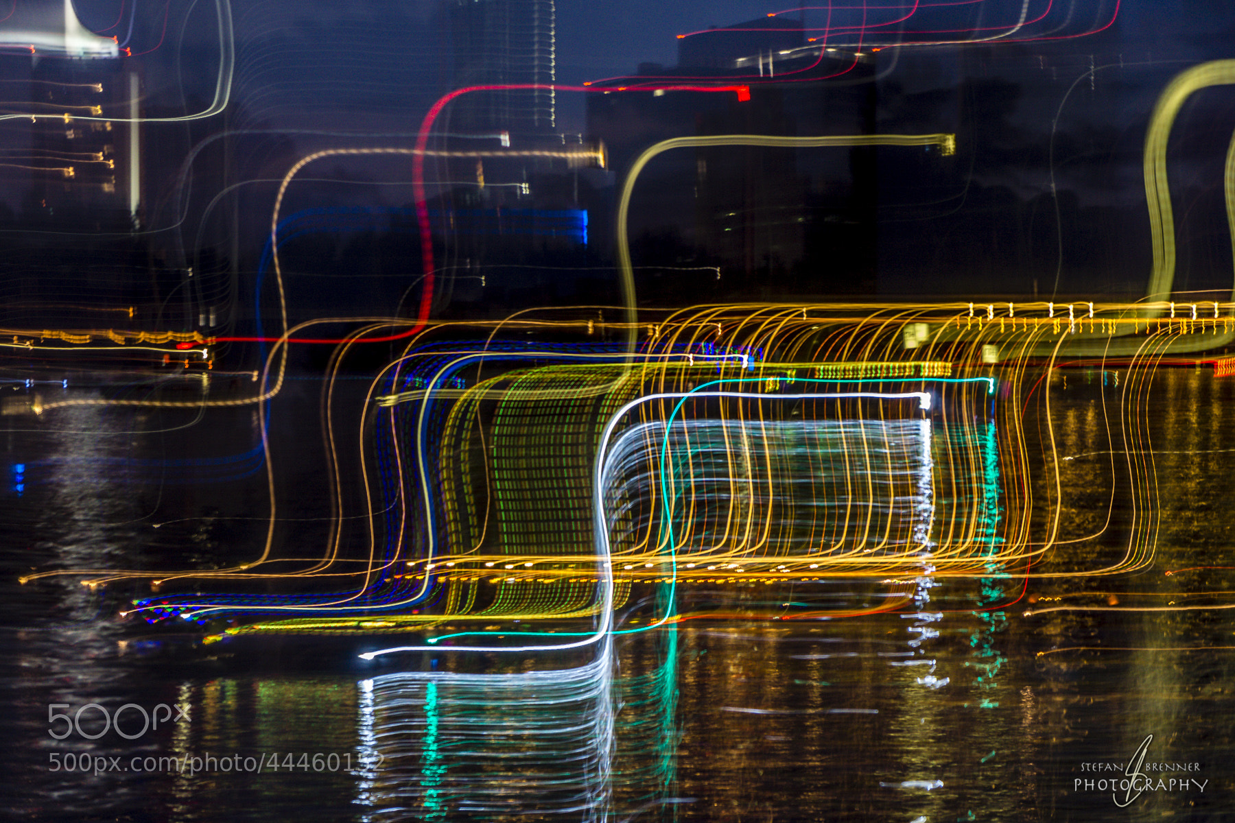 Photograph Dancing Lights by Stefan Brenner on 500px